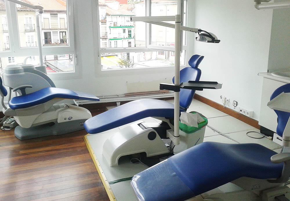 reforma clinica odontologica