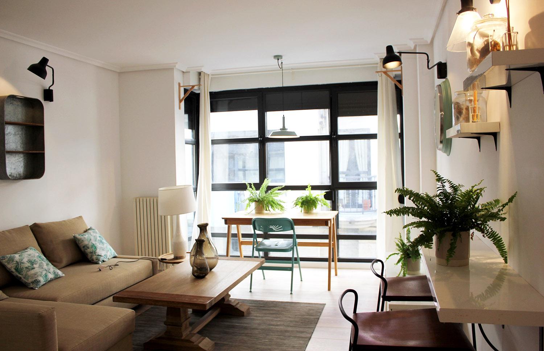 ventanales para salon